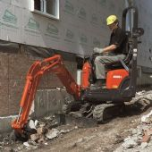 0.8 Tonne Micro Excavators (For Hire)